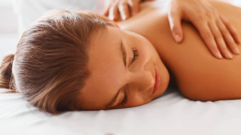 Massagem Relaxante Completa