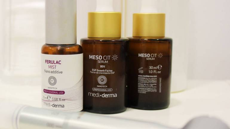 Tratamento Ferulac Peel
